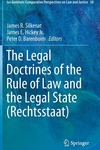 Legal Doctrines of the Rule of Law and the Legal State Rechtsstaat