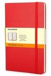 Moleskine Classic Red Notebook