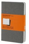 Moleskine Ruled Cahier Journal Light Warm Grey Pocket