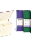 Moleskine Classic Portfolio, Pocket, Black, Hard Cover (3.5 x 5.5)
