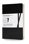 Moleskine Volant Pocket Ruled Black