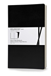 Moleskine Volant Large Plain Black