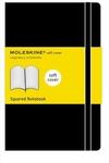 Moleskine Squared Notebook Soft Cover Pocket