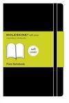 Moleskine Plain Notebook Soft Cover Large