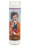 Vonnegut Secular Saint Candle