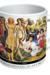 Brief History of Art Mug