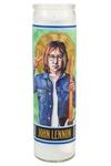 Lennon Secular Saint Candle