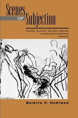 Scenes of Subjection:Terror, Slavery, and Self-Making in Nineteenth-Century America