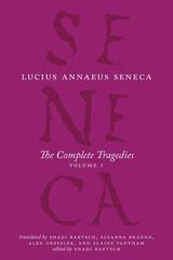 The Complete Tragedies, Volume 1