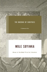 The Bacchae of Euripides:A Communion Rite
