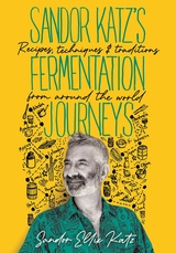 Sandor Katz - Sandor Katz's Fermentation Jounreys - Virtual Event