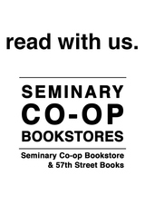 Gift card for use at Seminary Co-op Bookstore and 57th Street Books