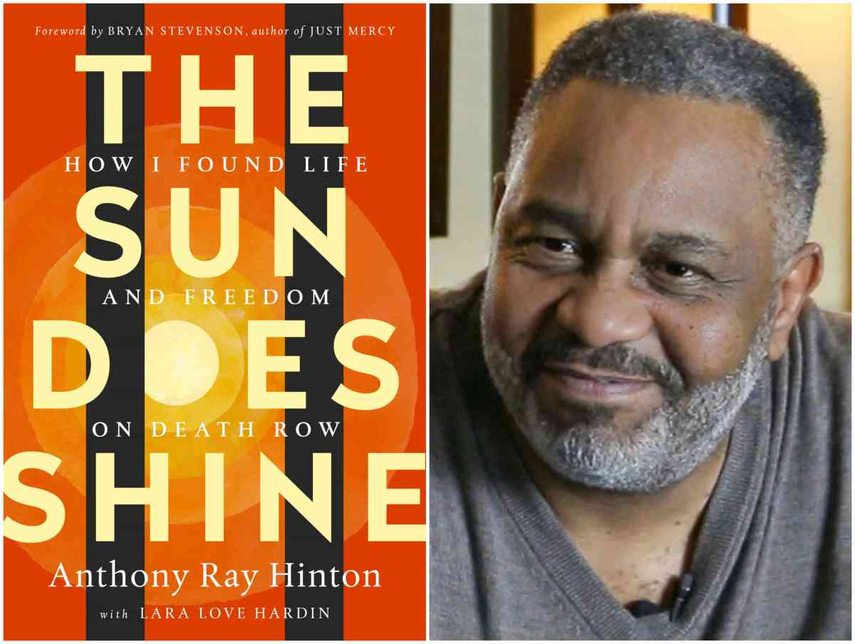 Image result for anthony ray hinton sun