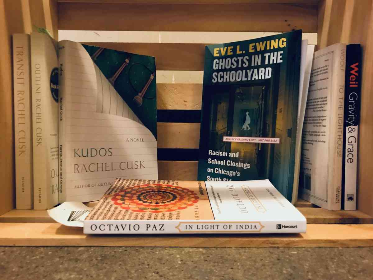 Co-op Booksellers' Top 5 in 2018 | Seminary Co-op Bookstores