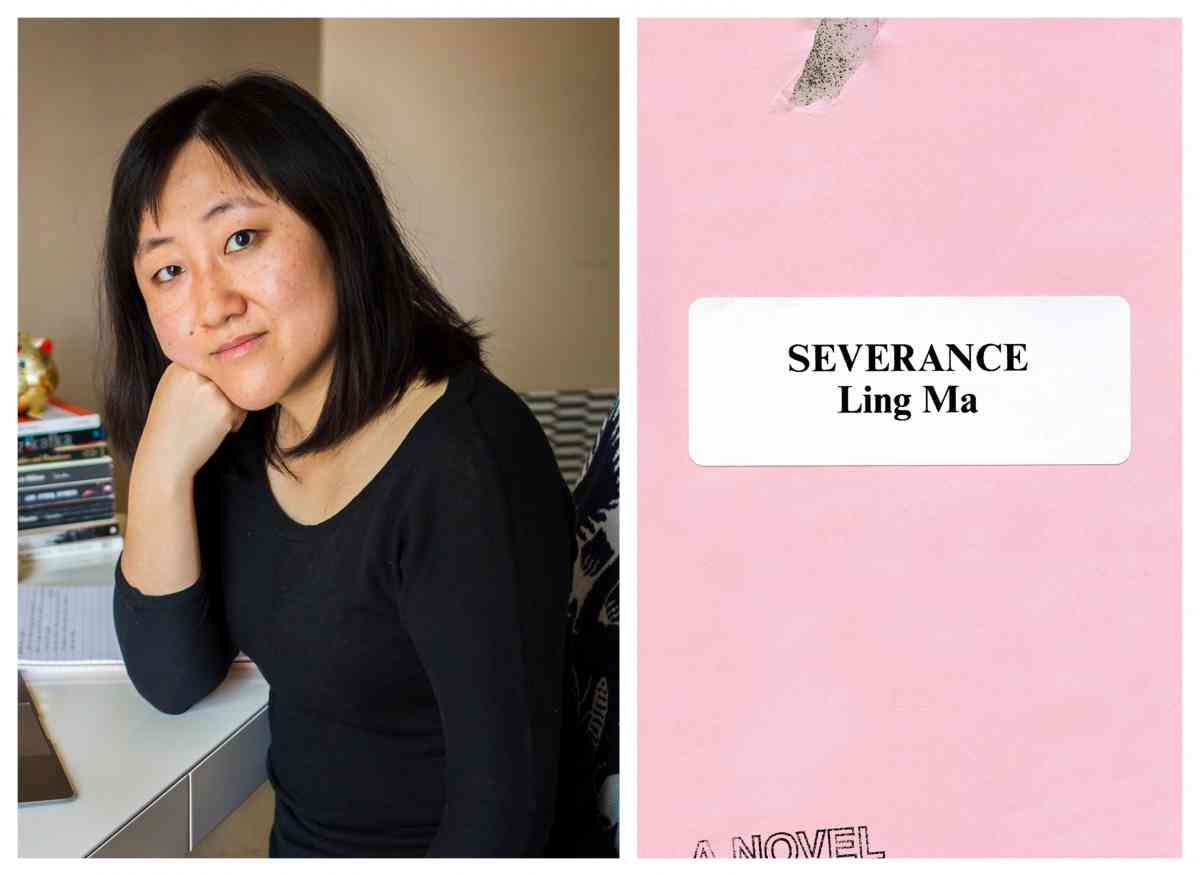 Image result for author ling ma