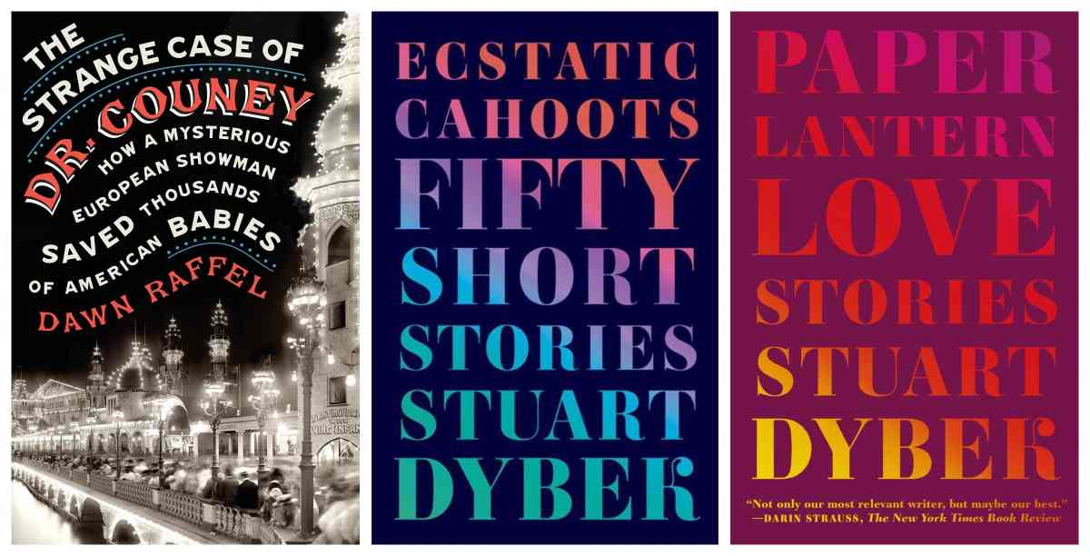 a reading with dawn raffel and stuart dybek seminary co op bookstores