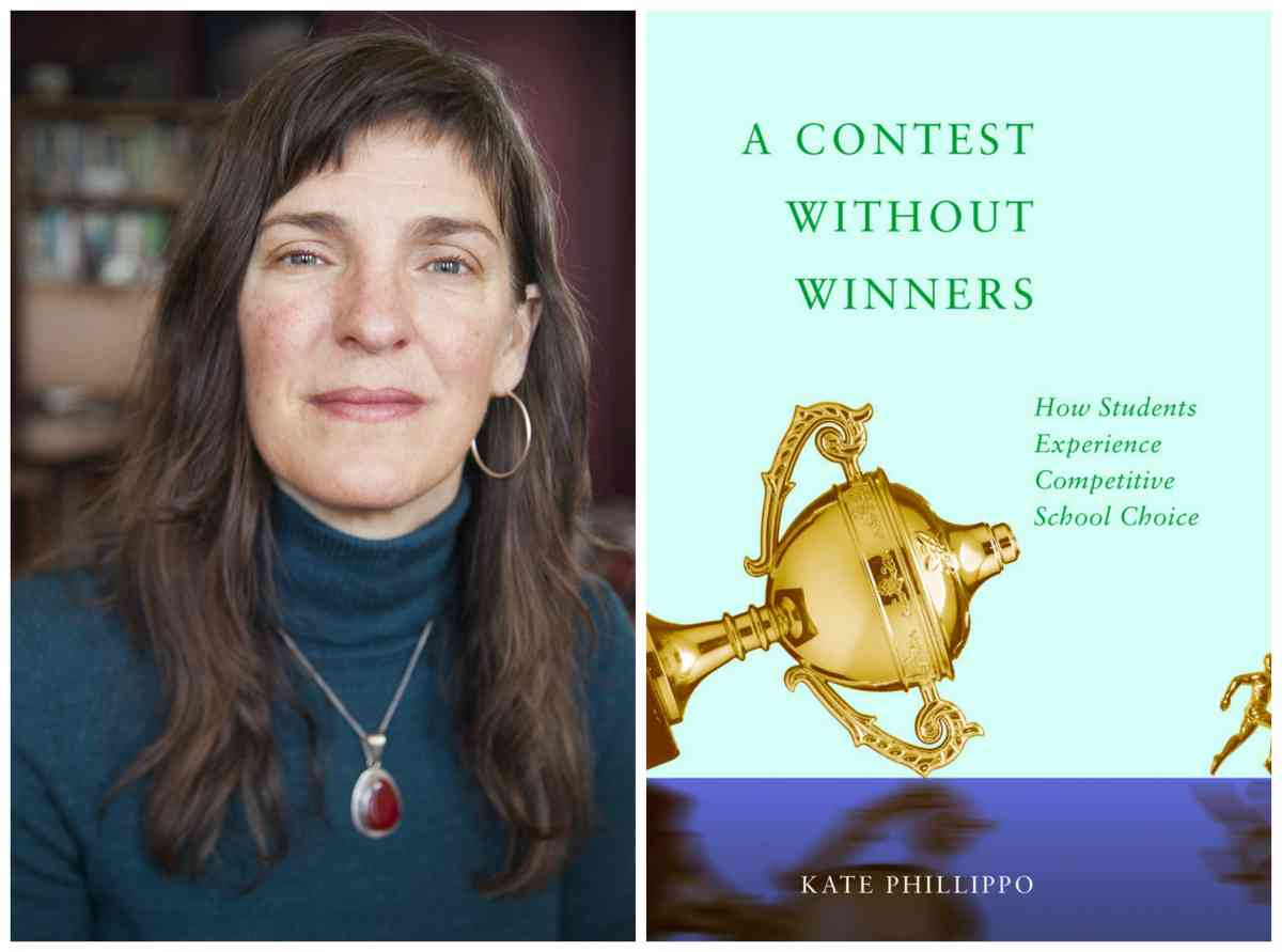 """Kate Phillippo - """"A Contest without Winners""""   Seminary Co-op ..."""